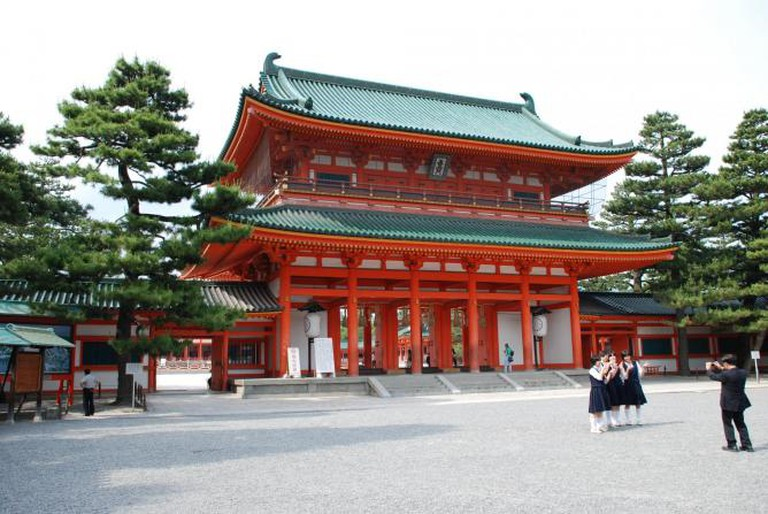 Heian Jingu Shrine | © neepster/Flickr
