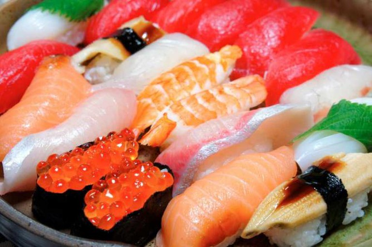 Sushi | ©KanaHata/Flickr
