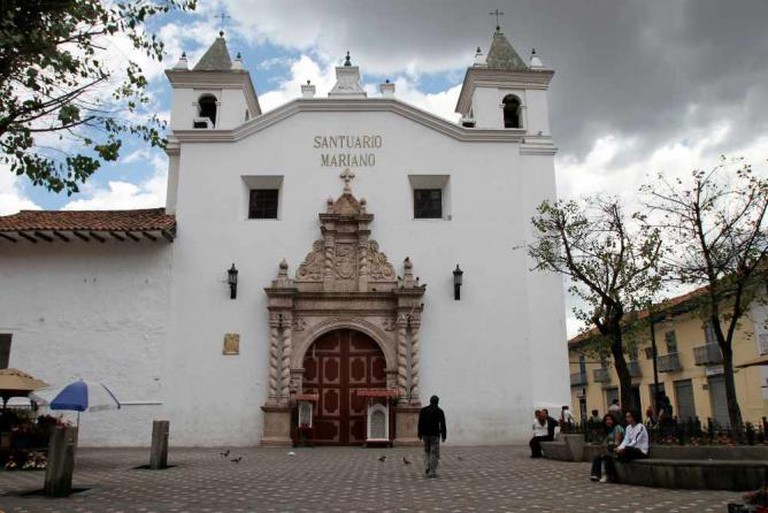 Church of El Carmen de Asunción