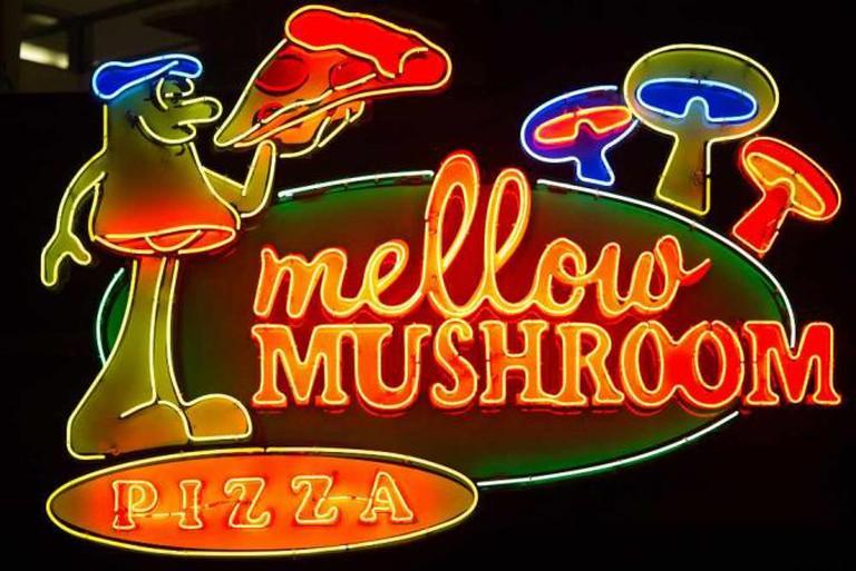 Mellow Mushroom | © Thomas Hawk/Flickr
