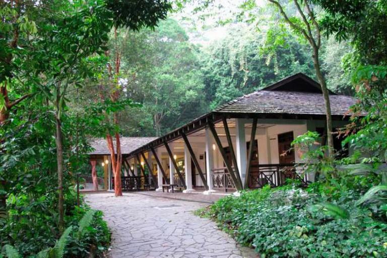 Bukit Timah Nature Reserve Visitor Centre