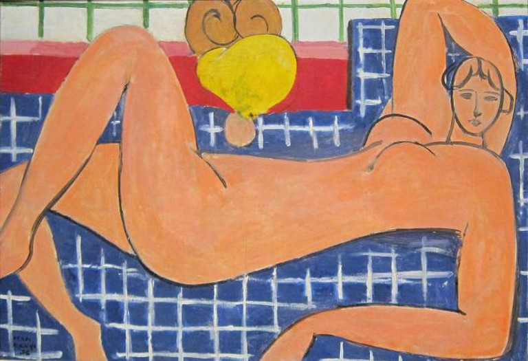 Large Reclining Nude, Matisse | © Sharon Mollerus/Flickr