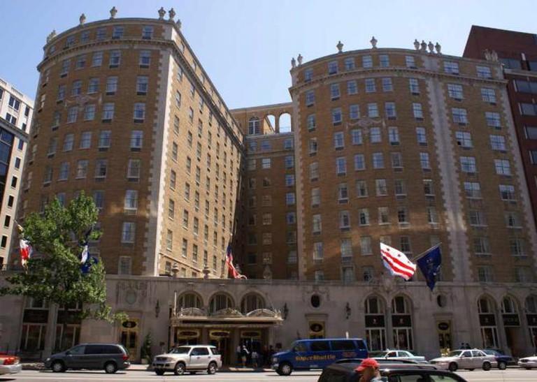 The Mayflower Hotel | © Aaron Siirila/WikiCommons