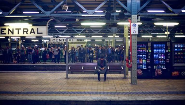 Central Station, Sydney © Lindley Yan