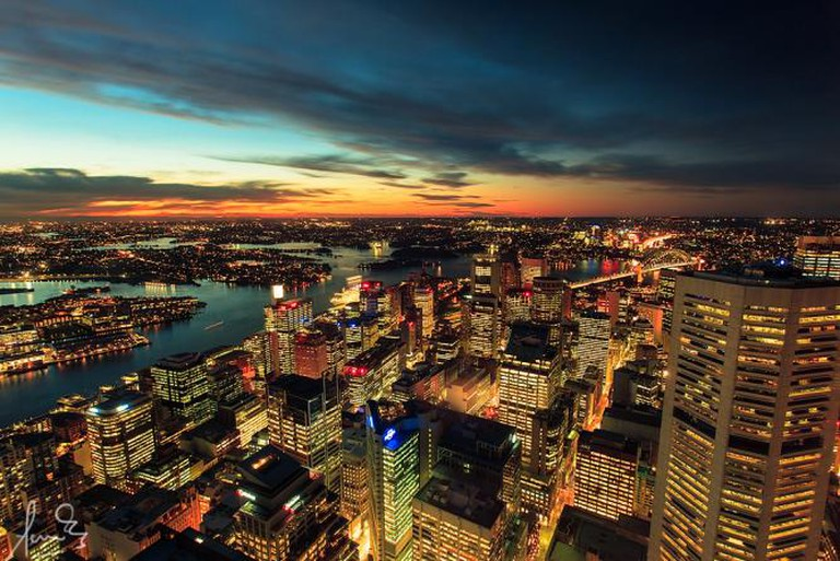 The City © Sacha Fernandez/Flickr