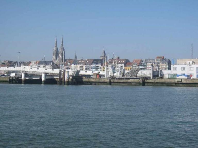 View on Oostende | © Bernt Rostad/Flickr