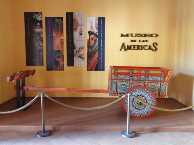 Museo de las Américas | © Daderot/WikiCommons