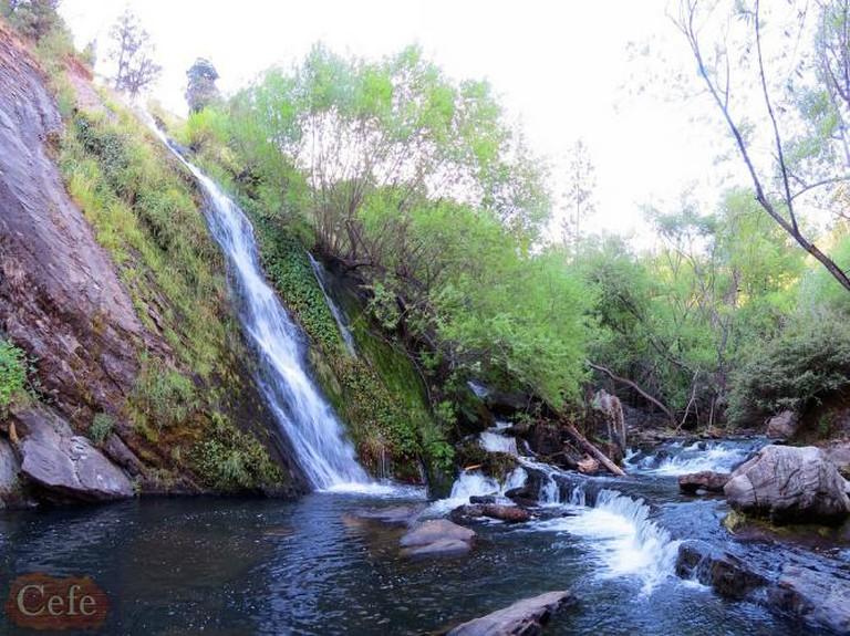 Cascada Escondida, El Bolsón | © maxtdf/Flickr