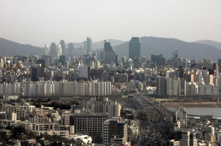 Seoul city skyline | © mariusz kluzniak/Flickr