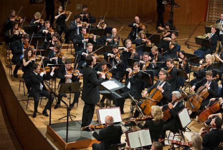 Lucerne Festival Orchestra, 2014 | Courtesy Lucerne Festival