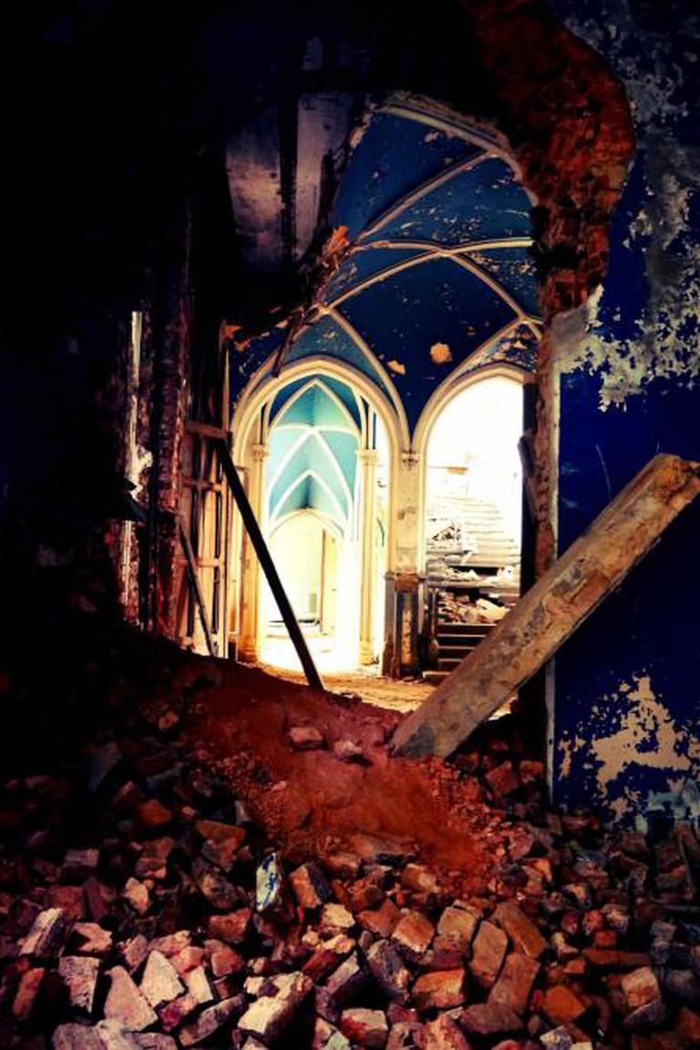 Entry Hall | © Sara Gonçalves Fernandes