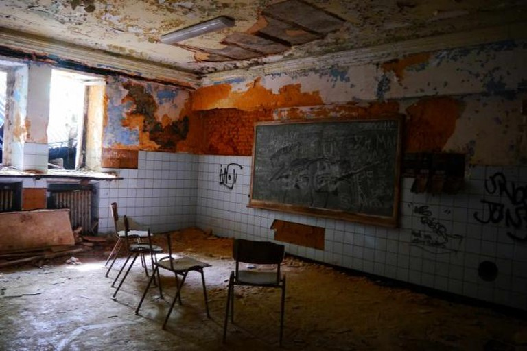 Classroom | © Sara Gonçalves Fernandes