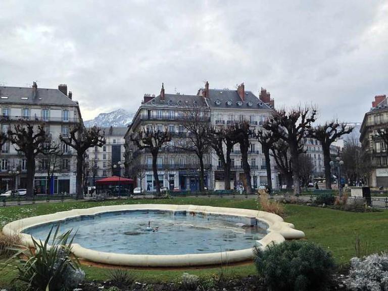 Place Victor Hugo, Grenoble | © Vasile Cotovanu/Flickr