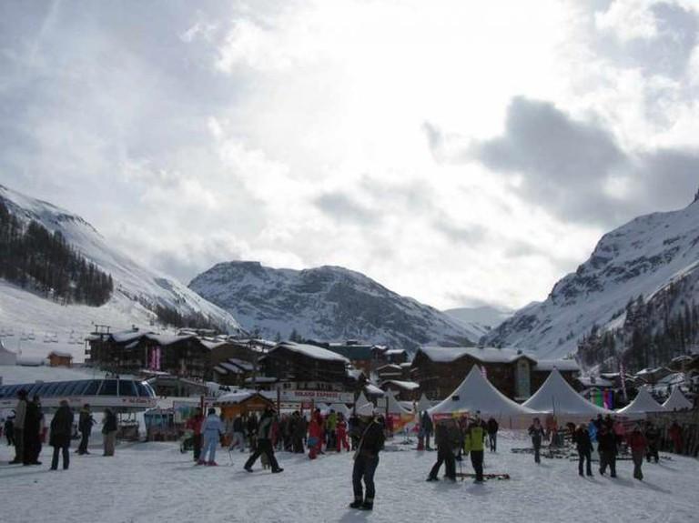 Val d'Isère Slopes