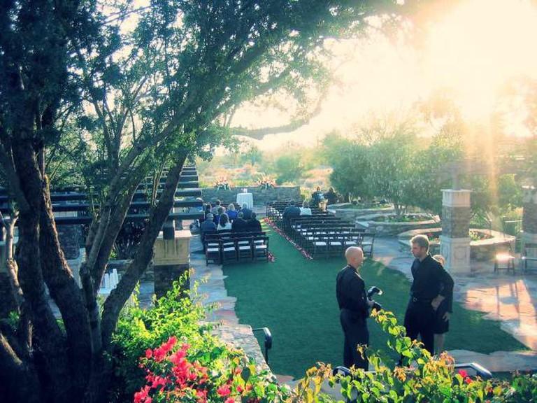 Wedding at Sassi