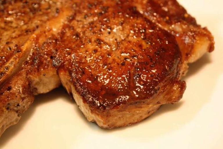 Porterhouse Steak | © Naotake Murayama/Flickr