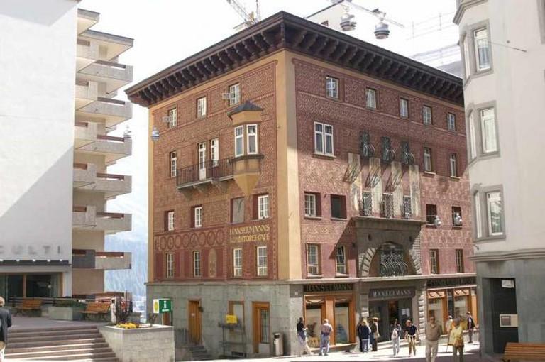 Café Hanselmann