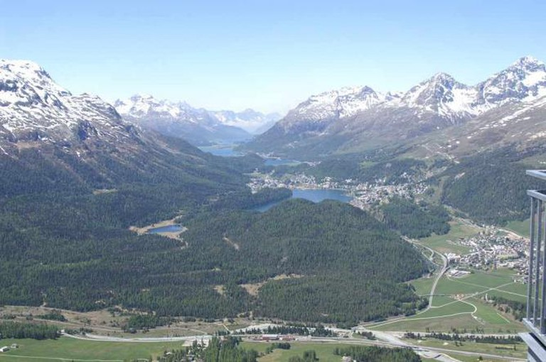 Engadin Valley
