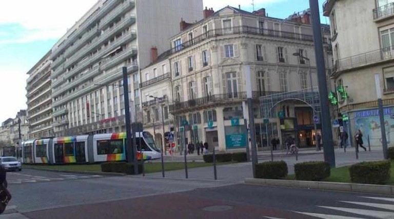 Boulevard Foch | © POMPIERS/WikiCommons
