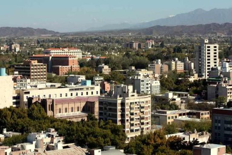 Ciudad de Mendoza | © Jorge Gobbi/WikiCommons