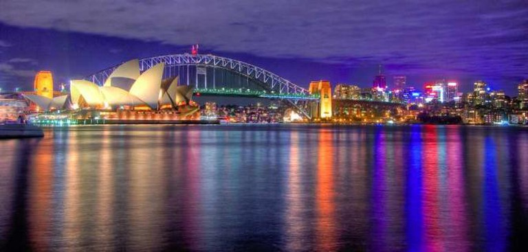 Sydney by night | © Hai Linh Truong/Flickr