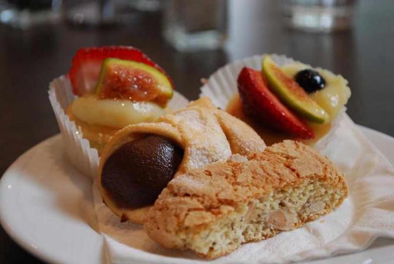Italian pastries |©Alpha/Flickr