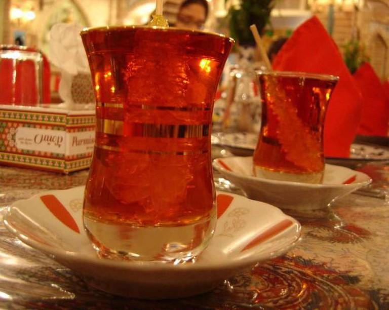 Persian tea | © NZereshk/Wikicommons