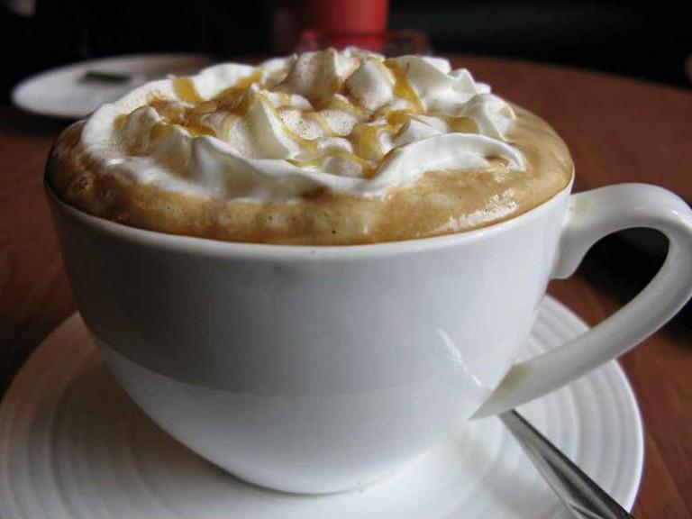 Cafe Latte| © Alayna the Extravagant/Wikicommons