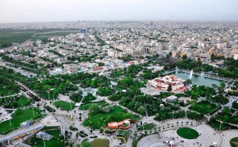 Mashhad| © Arvid Qasemy/Wikicommons