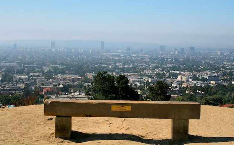 Runyon Canyon Inspiration Point | © Hikespeak