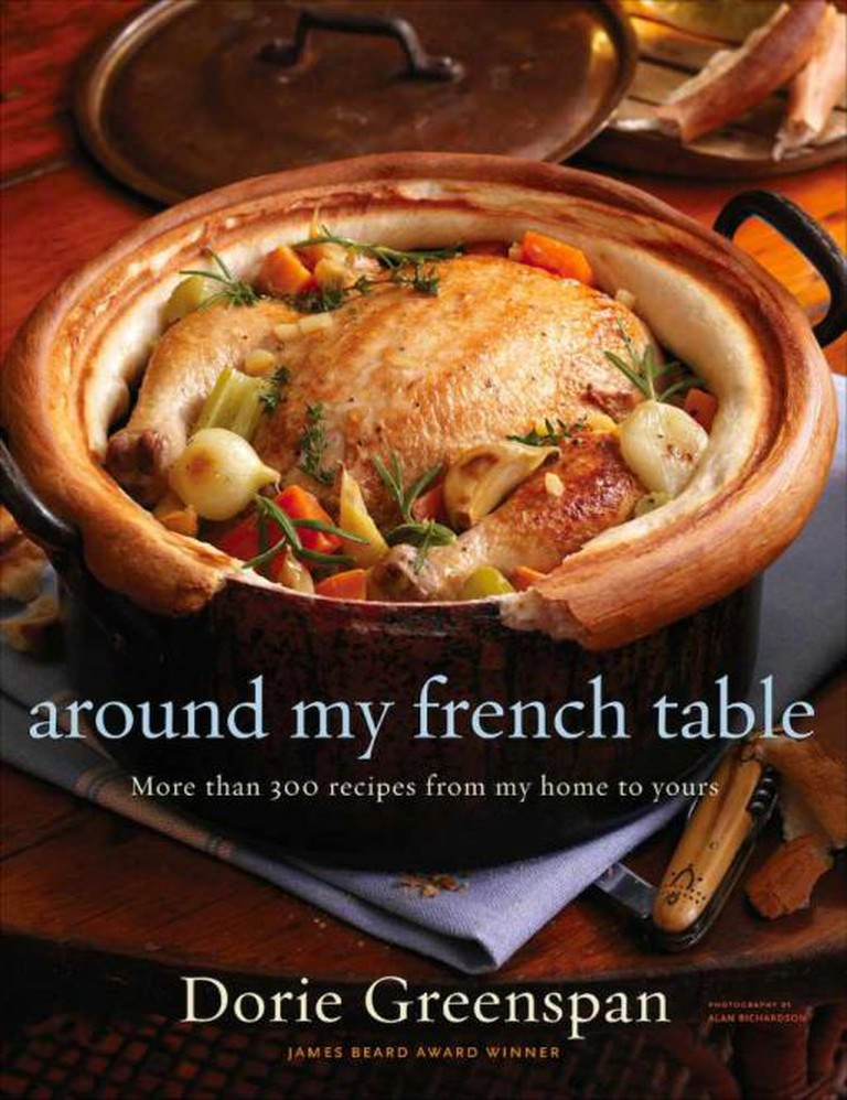 Around My French Table | © Rux Martin/Houghton Mifflin Harcourt