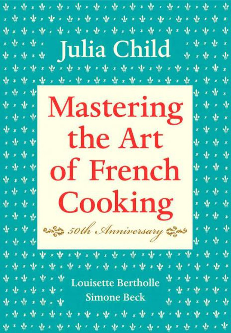 Mastering the Art of French Cooking | © Alfred A. Knopf
