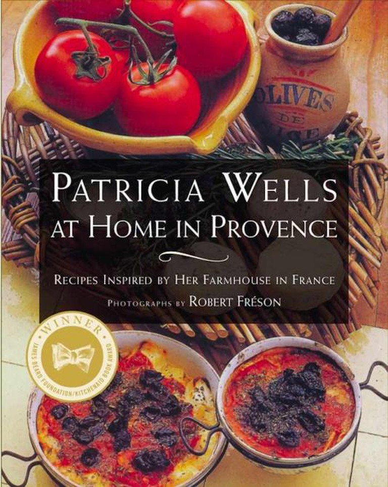 Patricia Wells at Home in Provence | © Scribner