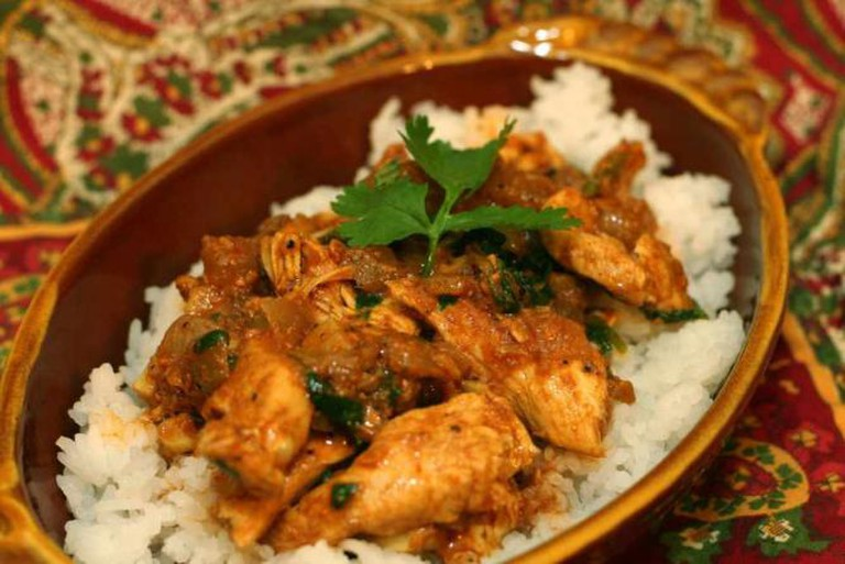 Chicken tikka masala | © 46137/Flickr