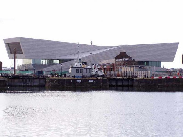 Museum of Liverpool | © John Bradley/WikiCommons