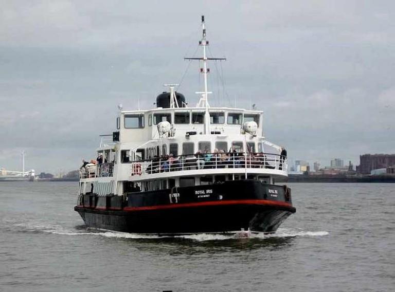 Royal Iris - Mersey Ferry | © Timitrius/WikiCommons