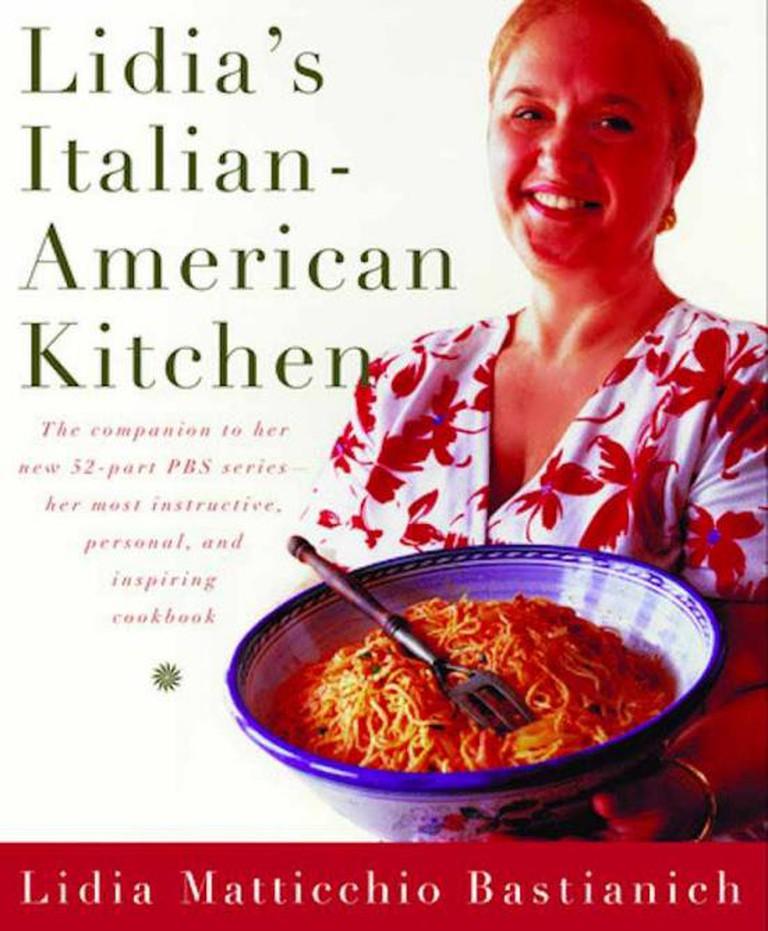 Lidia's Italian-American Kitchen | © Knopf