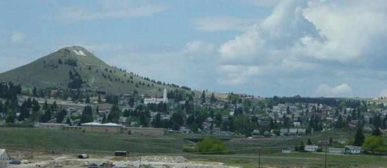 Butte, Montana | © Mav/WikiCommons