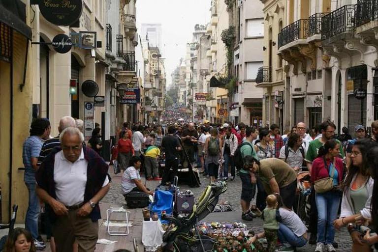 San Telmo market | Ⓒ Hermann Luken/WikiCommons