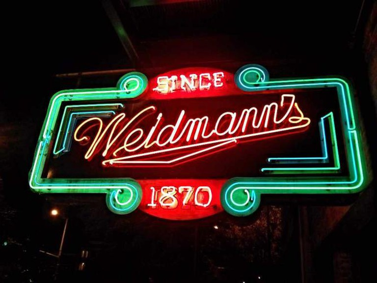 Weidmann's Restaurant | © Charles Pence/Flickr