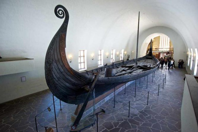 Viking Ship Museum | © Eugene Phoen/Flickr