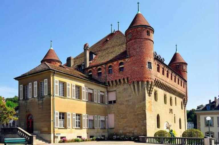 Château de Saint-Maire ©Fèlix González/Flickr