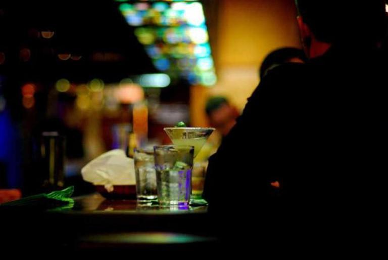 Drinks at Fonda San Miguel   © meg/Flickr