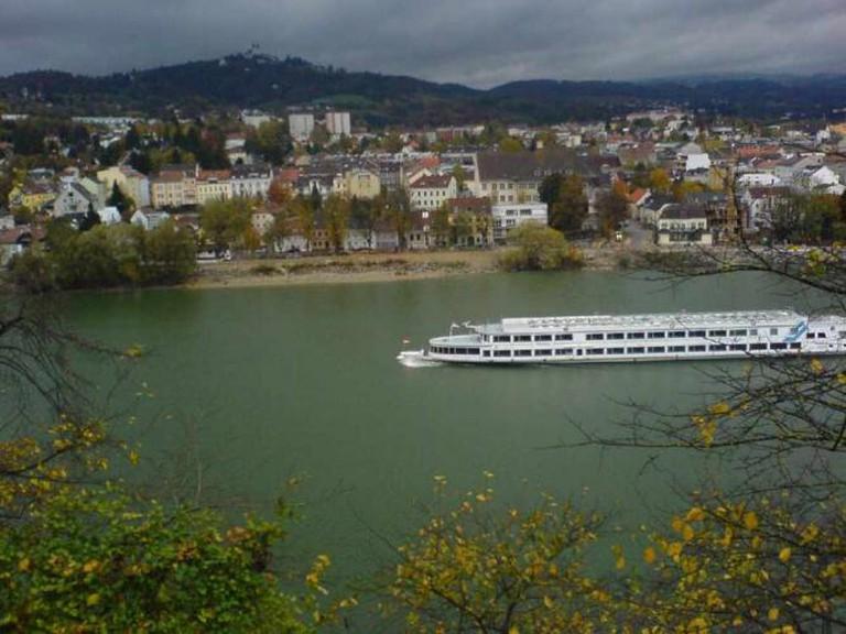 Donau (Danube), Linz | © Urszula G/Flickr