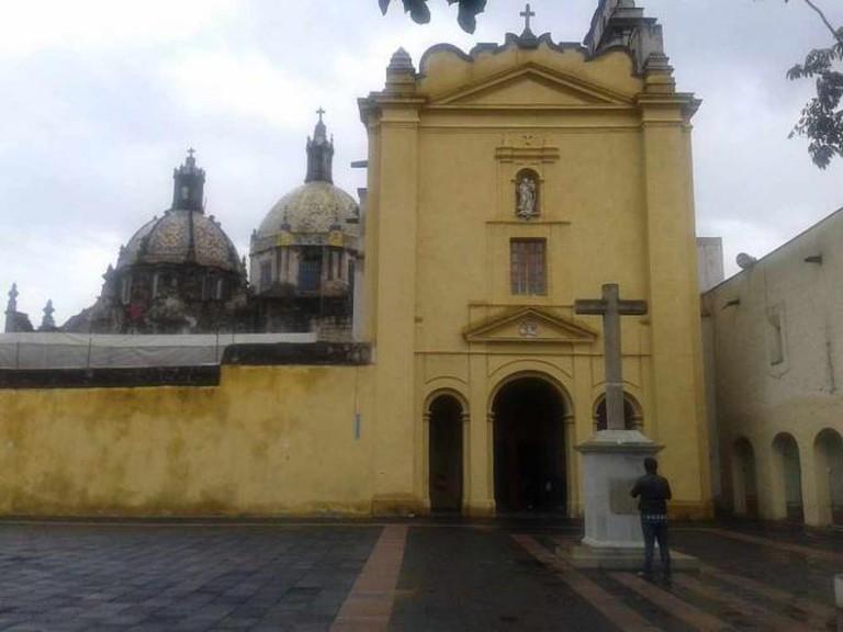 Templo y Ex Convento del Carmen | © Ilde1508/WikiCommons