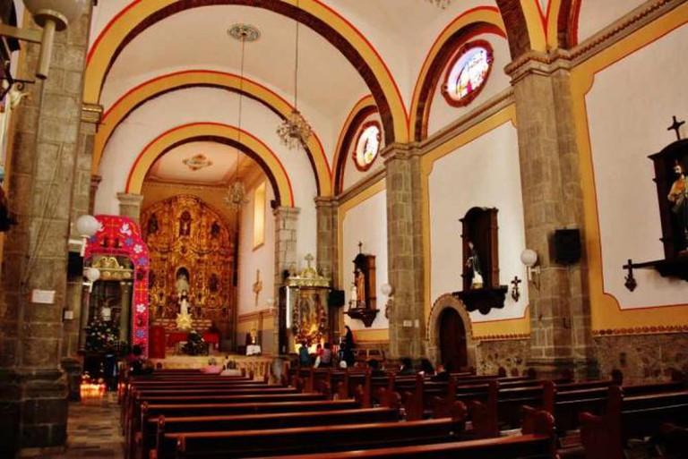 Parroquia San Jacinto | © Enrique López-Tamayo Biosca/Flickr