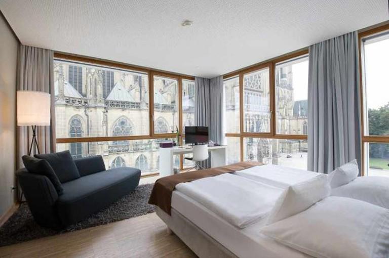 View of the Mariendom | Courtesy Hotel am Domplatz