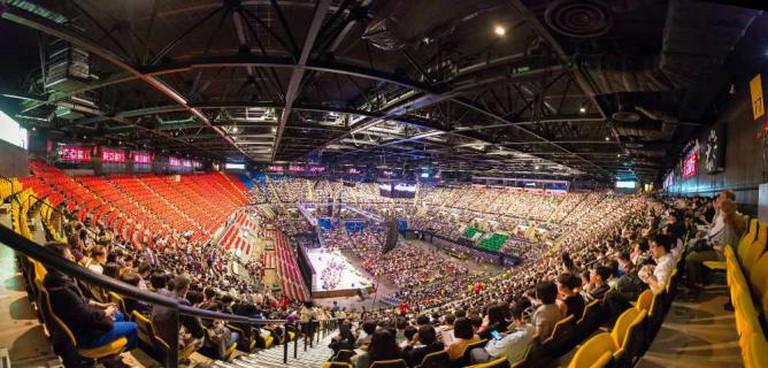 Hong Kong Coliseum © See-ming Lee/Flickr