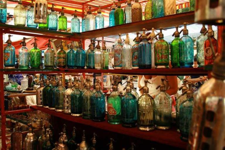 San Telmo market | Ⓒ Pablo Dodda/Flickr