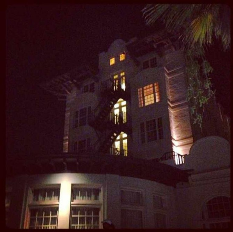 Hotel Galvez 5th Room Haunted by Ghost Bride